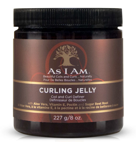 Gel de rizos As I Am Curling Jelly
