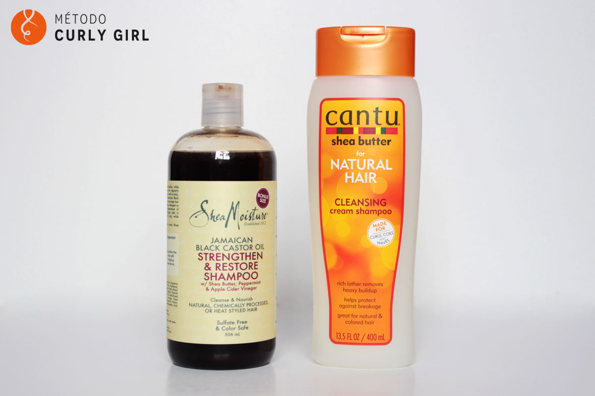Champús clarificantes aptos para el método Curly Girl
