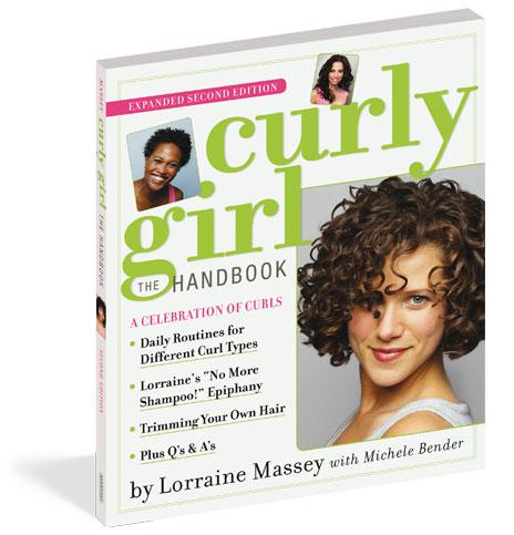 Libro Curly Girl Method Lorraine Massey