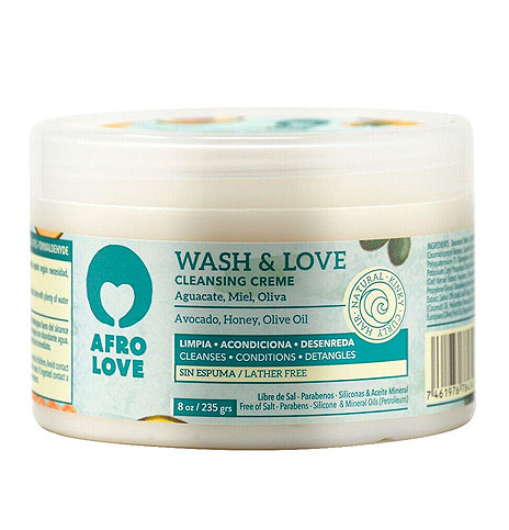 Afro Love co-wash