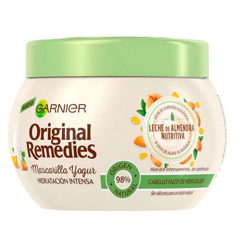Mascarilla hidratante Original Remedies