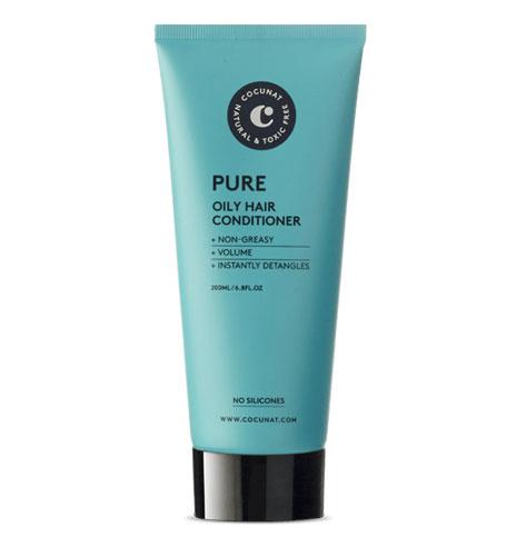 Cocunat acondicionador Pure para cabello graso