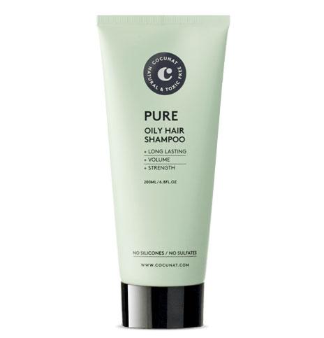 Cocunat Shampoo Pure para cabello graso