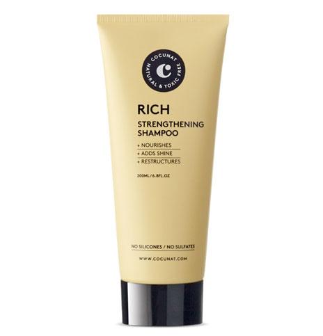 Cocunat Shampoo Rich para cabello seco